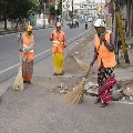 AP Municipal workers will strike on 14 and 15th this month