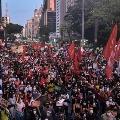Pot Banging Protests Erupt In Brazil
