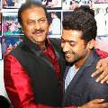 SonofIndiaTeaser launched by Suriya