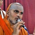 Visakha Sarada Peetam is duplicate says Govindananda Saraswathi