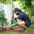 alluarjun encourages netizens to plant trees by kicking off GoGreenWithAA