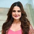 One director misbehaved with me says Zareen Khan