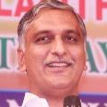 Harish Rao fires on Eatala