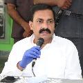 Kakani slams Somireddy on Anandaiah corona medicine
