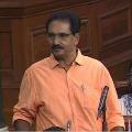 Kerala MP Premachandran responds to Raghurama Krishnaraju letter