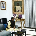 What BJPs UP In Charge Said After Meeting Governor Amid Shake Up Talk