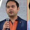BJP Leader Khemchand Sharma Calls KTR IDIOT
