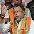BJP Stalwarts Mukul Roy Rajib Banerjee Missing From Crucial Party Meet