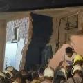4storey building in Malvani collapses 9 dead