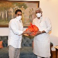 AP CM Jagan Met With Amit Shah and Shekhawat