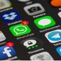 Russia fined social media sites Facebook and Telegram
