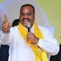 TDP AP Chief Atchannaidu fires on Jagan