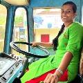 MCom student drives petrol tanker in Kerala