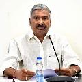 Minister Peddireddy video conference on Jagananna Swacha Sankalpam