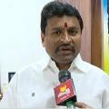 Minister Vellampalli Srinivas responds on Mansas Trust issue