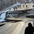 Alaska Earth Quake Pics