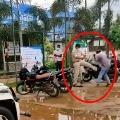 Srikakulam dist Kasibugga CI Suspended