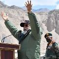 Pawan Kalyan praises PM Modi on Ladakh visit