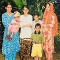 Kangana Ranaut shares a rare family photo from past