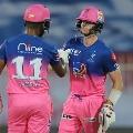 Sanju Samson blasts off Chennai Super Kings bowlers in Sharjah