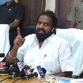 Srinivas Goud slams congress leaders in Irrigation issues