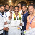 BJP Corporator who won recent elections died with corona