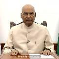 President Ramnath Kovind gives nod to agriculture bills