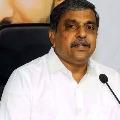 Sajjala questions Chandrababu over recent letters