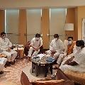 Jansena and BJP leaders held meeting in Hyderabad