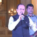 Telangana home minister Mahmood Ali explains his corona experience