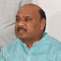 Vijayasai Reddy targeted Mansas Trust says Ayyanna Patrudu
