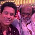 Sachin Tendulker wishes Rajinikanth on his birthday