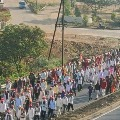 Thousands of farmers reached Mumbai to protest new agriculture laws
