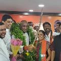 Raghunandan Rao will be taken oath as Dubbaka MLA