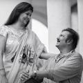 Mohanbabu First Photo Shoot Video with Wife Nirmala