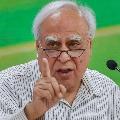 Kapil Sibal slams sachin piiot and kalraj mishra