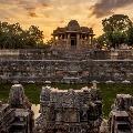 Modi Shared Spectacular Video of Gujarath Sun Temple