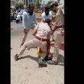 Rajasthan Police replicates George Floyd incident