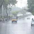 Heavy Rains From this morning in Many Areas in Hyderabad
