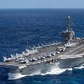 US aircraft carriers fleet enters South China sea