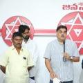 Nadendla Manohar comments on Akshaya Gold fraud