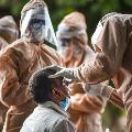 Corona virus spreading speedily in Telangana