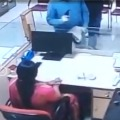 Bank robbery in Mohali
