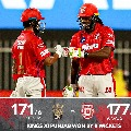 Kings XI Punjab won by 8 wickets