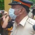 NCB team reaches Rhea Chakrabortys residence in Mumbai