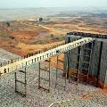 Kondapochamma sagar reservoir bridge collapsed