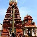 Robbers murdered three priests of Arakeshwara Temple in Karnataka