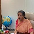 Nirmala Sitharaman tells investments withdrawal is not an ordinary task