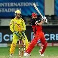 Kohli blasts ninety runs as RCB posted reasonable score