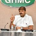 Hyderabad city mayor Bonthu Rammohan tested corona positive
